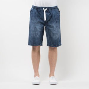 Mass Denim Shorts Jeans Drop regular fit blue SS 2017