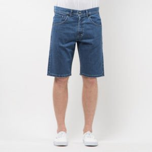 Mass Denim Shorts Jeans Legendary straight fit blue SS 2017