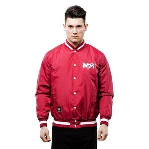Mass Denim Signature Handmade Jacket claret
