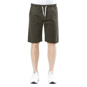 Mass Denim Signature Shorts straight fit khaki