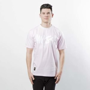 Mass Denim Signature T-shirt light pink