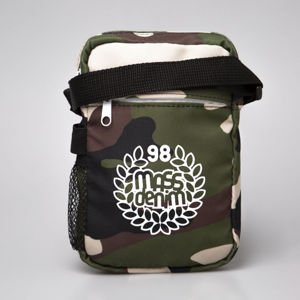 Mass Denim Small Bag Base woodland camo