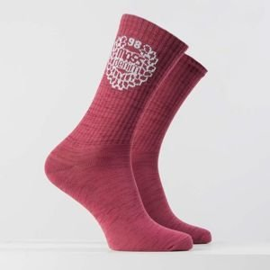 Mass Denim Socks Base heather claret