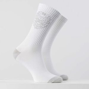 Mass Denim Socks Base white