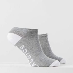 Mass Denim Socks Classics Cut heather grey