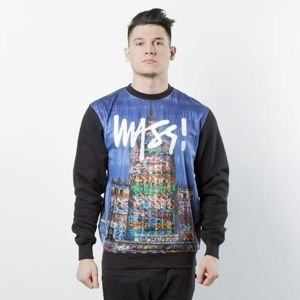Mass Denim Sweatshirt Crewneck Palace multicolor