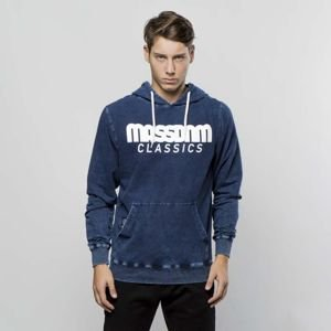 Mass Denim Sweatshirt Hoody Classics dark blue LIMITED EDITION