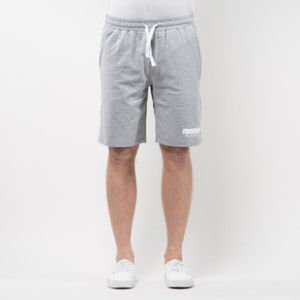 Mass Denim Sweatshorts Classics light heather grey SS 2017
