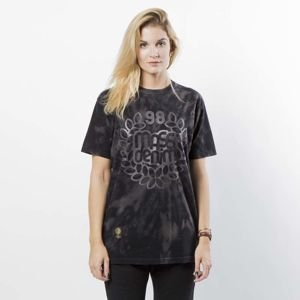 Mass Denim T-shirt Base Tiedye WMNS black