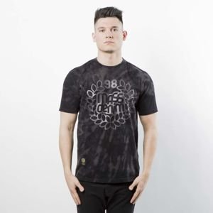 Mass Denim T-shirt Base Tiedye black