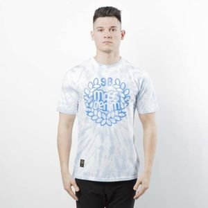 Mass Denim T-shirt Base Tiedye white