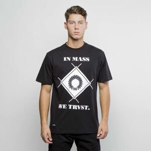 Mass Denim T-shirt Boss black