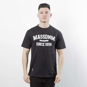 Mass Denim T-shirt Campus black
