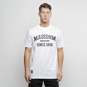 Mass Denim T-shirt Campus white