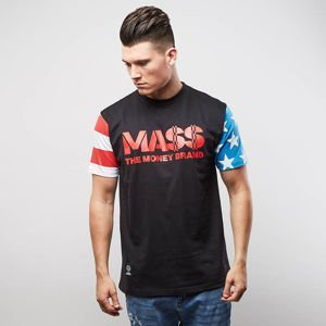 Mass Denim T-shirt Floyd black