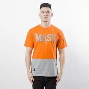 Mass Denim T-shirt Master orange