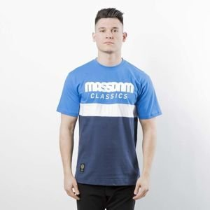 Mass Denim T-shirt Respect blue / navy