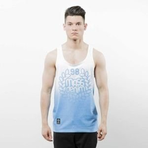 Mass Denim Tank Top Base Fade blue SS 2017