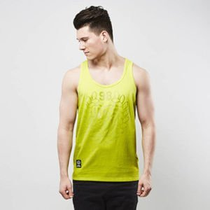 Mass Denim Tank Top Base Fade green SS 2017