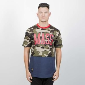 Mass Denim Truman T-shirt woodland camo