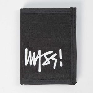 Mass Denim Wallet Signature black