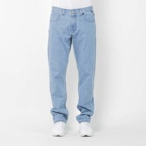 Mass Denim jeans pants Dripline regular fit light blue SS2017