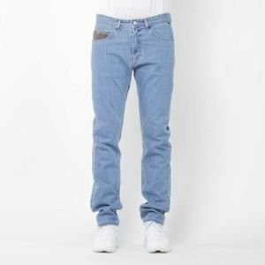 Mass Denim jeans pants Patrol tapered fit light blue SS2017
