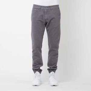 Mass Denim jogger pants Base sneaker fit dark grey