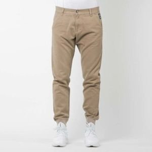 Mass Denim joggers pants Classics sneaker fit beige SS2017
