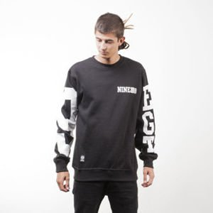 Mass Denim sweatshirt 9 Eight crewneck black