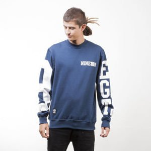Mass Denim sweatshirt 9 Eight crewneck navy