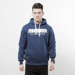 Mass Denim sweatshirt Classics Hoody navy