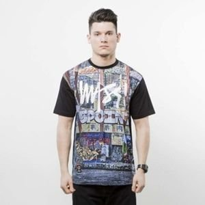 Mass Denim t-shirt R.I.P. 5Pointz multicolor SS 2017