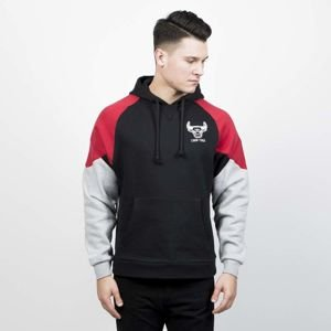 Mitchell & Ness Chicago Bulls Trading Block Hoody black