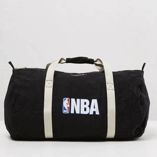 Mitchell & Ness NBA Logoman Duffle Bag black Team Logo