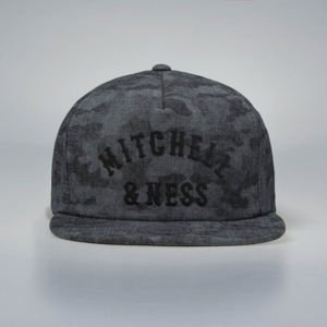 Mitchell & Ness Snapback Cap Own Brand black Crawler