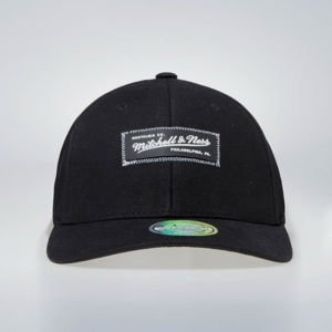 Mitchell & Ness Snapback Cap Own Brand black NBA Biowashed Zig Zag 110 SB