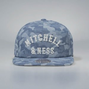 Mitchell & Ness Snapback Cap Own Brand blue Crawler