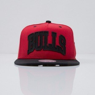 Mitchell & Ness cap snapback Chicago Bulls red ALLEY OOP EU349