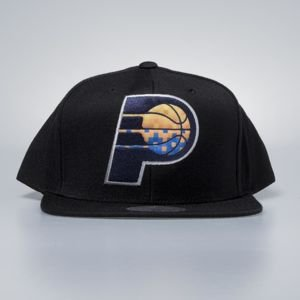 Mitchell & Ness cap snapback Indiana Pacers black Easy Three Digital XL