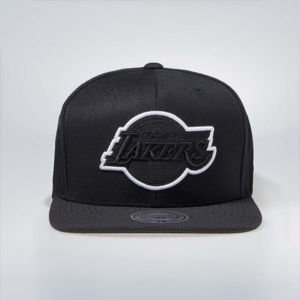 Mitchell & Ness cap snapback Los Angeles Lakers black Full Dollar