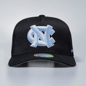 Mitchell & Ness cap snapback North Carolina Tar Heels black Eazy Flexfit 110