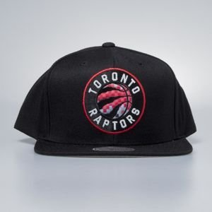 Mitchell & Ness cap snapback Toronto Raptors black Easy Three Digital XL