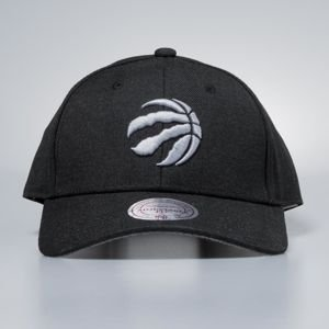 Mitchell & Ness cap strapback Toronto Raptors black Heather Low Pro
