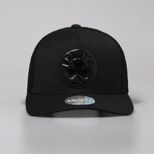 Mitchell & Ness snapback Boston Celtics black Zig Zag Trucker
