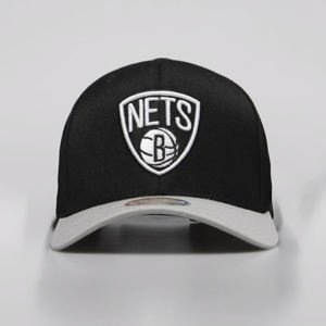 Mitchell & Ness snapback Brooklyn Nets black / grey 2 Tone 110
