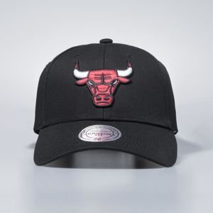 Mitchell & Ness snapback Chicago Bulls black Team Logo Low Pro