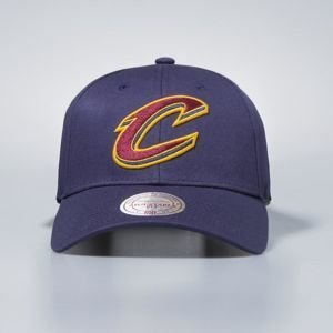 Mitchell & Ness snapback Cleveland Cavaliers navy Team Logo Low Pro
