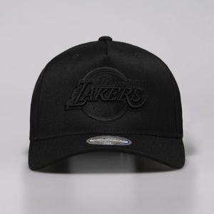 Mitchell & Ness snapback Los Angeles Lakers black Black On Black 110