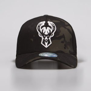 Mitchell & Ness snapback Milwaukee Bucks camo Multicam Snapback